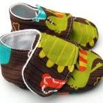 Baby Shoes - Boys - Soft S..